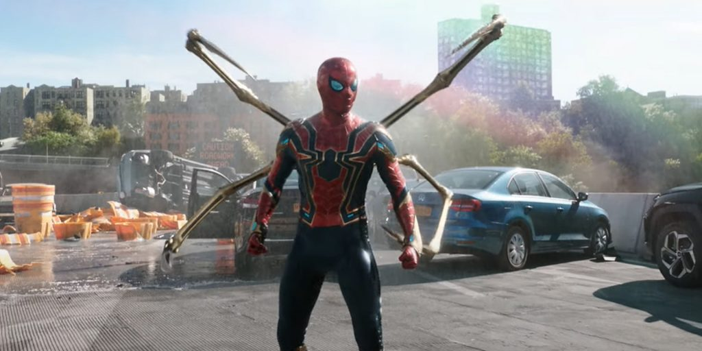 Spider-Man: No Way Home First Official Trailer