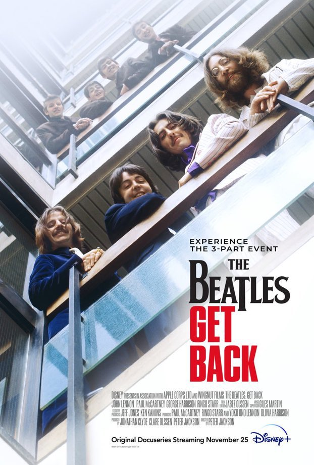 The Beatles: Get Back New Trailer